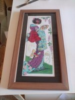 Cross Stitch Framing and Frames