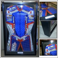 Race Suit Framing